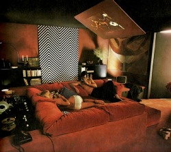 This incredible old shot of a regally pimped-out '70s bachelor / swingers pad is consistently a TSY fan favorite. Hmmm. Read more…