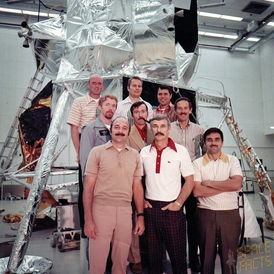 fuckyeahspaceexploration:  You three at the back, where are your moustaches? Get out.