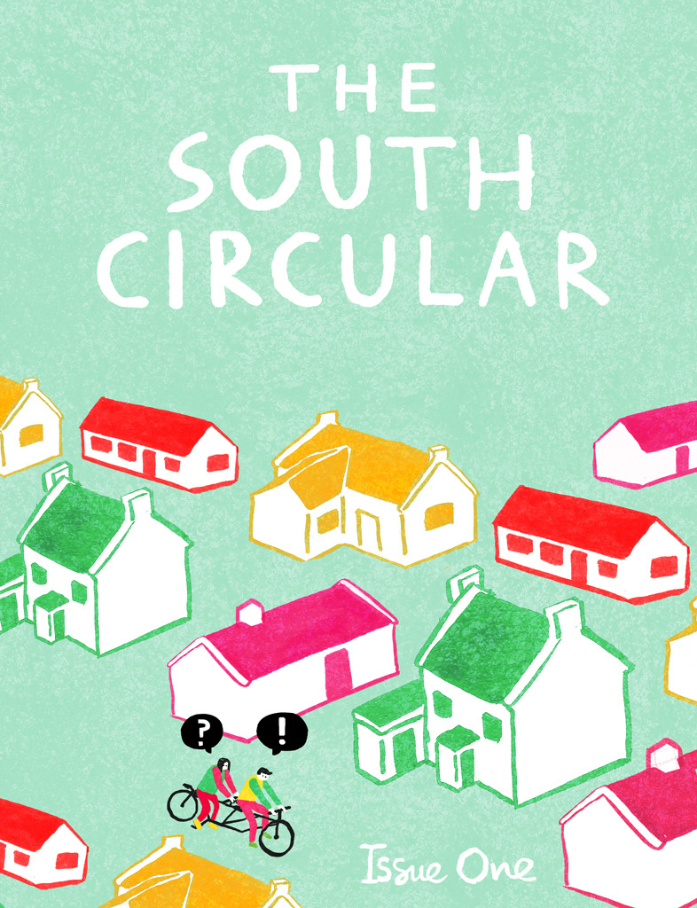 Cover for The South Circular.