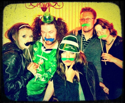 St. Patty's Day Shenanigans. ♣