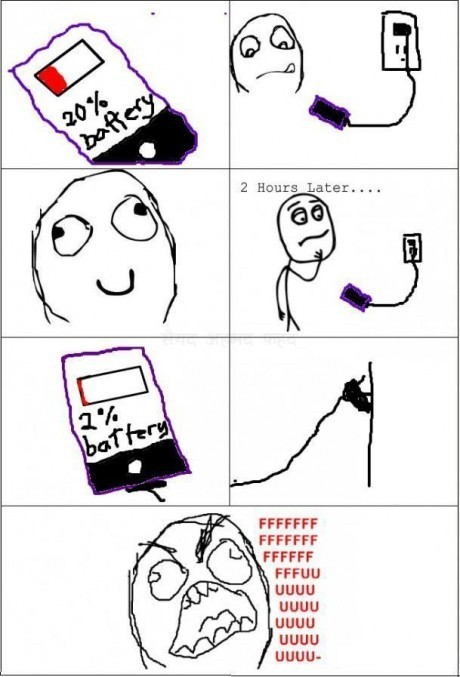 "thefuuuucomics:  ""Battery Life"" Submitted by plustom"