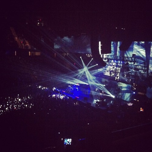 The Black Keys. (Taken with instagram)