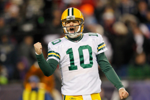 QB Matt Flynn has signed with the Seattle Seahawks for 3 years/$26 Million. $10 Mill of which is guaranteed. Though Flynn is somewhat unproven, he was highly sought after by a few clubs, including the Miami Dolphins, who now have missed on on him & Peyton. Flynn will battle for the starting gig against vet Tavaris Jackson.
