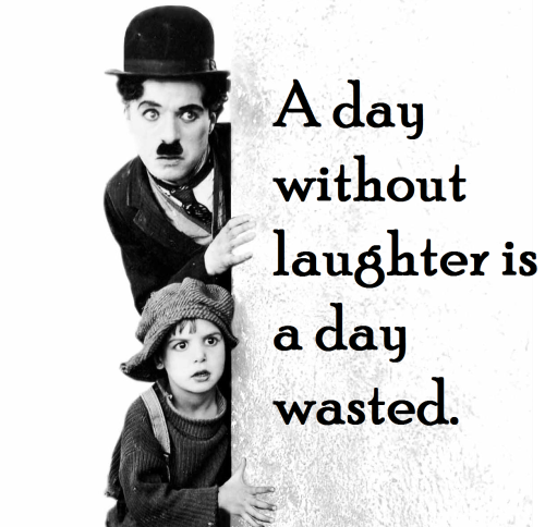 Chaplin - Picture from The Kid