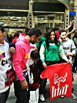 Ca$hmareClothing Support !!!!
