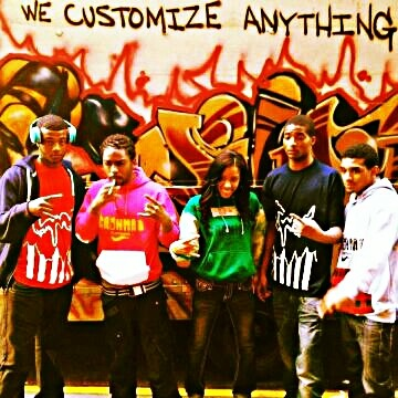 WE CUSTOMIZE ANYTHING #Ca$hmareClothing !!!!!!!!!!
