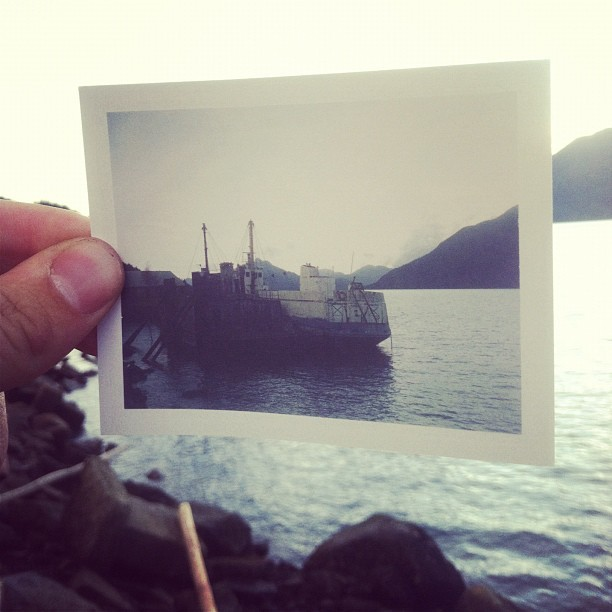 #polaroid  (Taken with instagram)