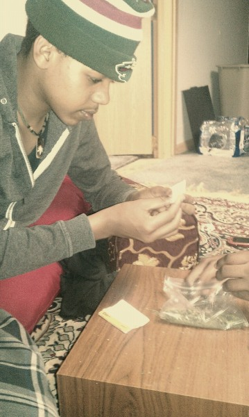 Rollin upp , in the AM ,