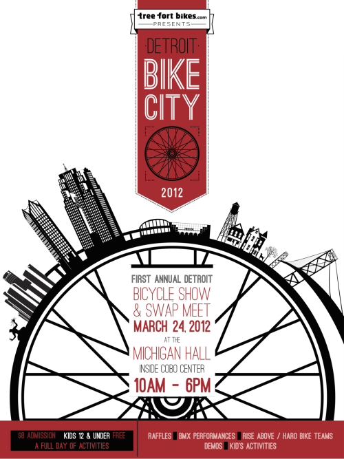 bikesandmurder:  This weekend March 24th!   SATURDAY - this is the place to be. i'll be working with my pal jason artman at the sweet bikes booth. feel free to stop by and compliment us on the official jason artman wear we'll be sporting.