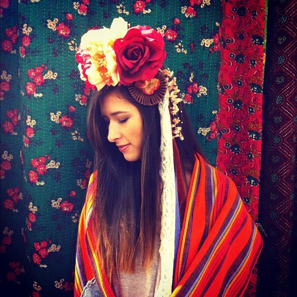 #diy #flowerpower workshop @freepeopleportland @freepeople  (Taken with Instagram at Free People Portland)