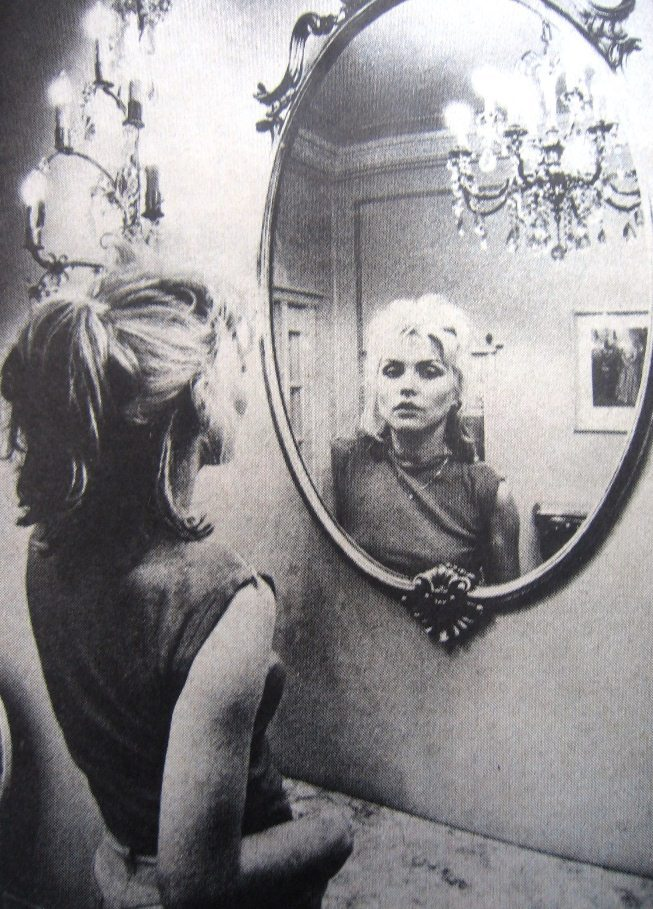 kannibalkrunch:  Debbie Harry reflects (1977)