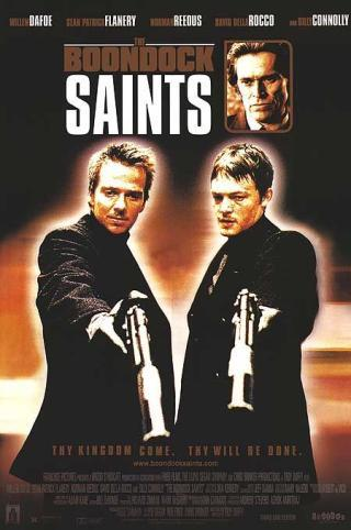"I am watching The Boondock Saints                   ""Watched this last night for St. Paddys, an instant favorite. I will be watching this forever!""                                            15 others are also watching                       The Boondock Saints on GetGlue.com"