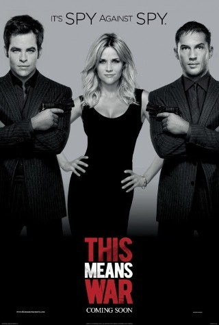 "I am watching This Means War                   ""No es la pelicula del año, pero entretiene…""                                            29 others are also watching                       This Means War on GetGlue.com"