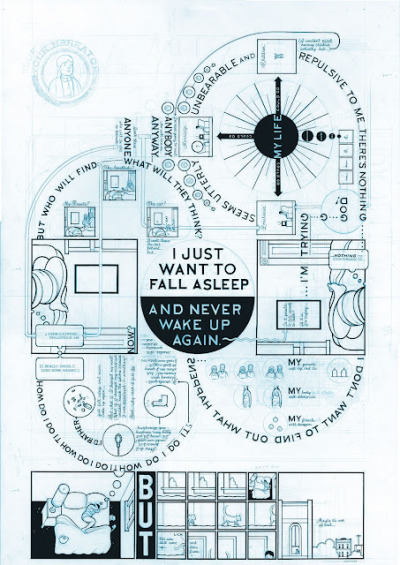 2 great Chris Ware articles. Chris Ware On Building Better Comics Ware's World: Inside The Home Of Cartoonist Chris Ware