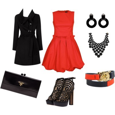 Seriously Striking by coreytess featuring kate spade jewelry