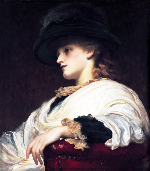 Phoebe (date unknown) by Frederick Leighton (3 December 1830 – 25 January 1896)akaFootballer, Dirk Kuyt (22 July 1980 - Present)