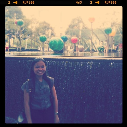 Taken with Instagram at Capital Tower @ 168 robinson road