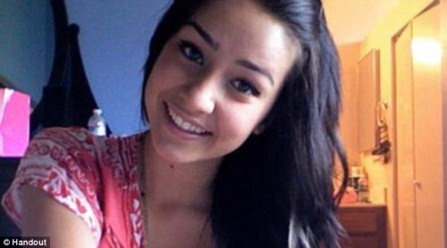 she-who-loves-the-rain:  MISSING! Sierra Lamar, 15yo, missing since Friday the 16th of March on walk to school bus stop half a mile from homeMiss Lamar is 5ft 2inches, slim, with long dark hair and was last seen carrying a black and pink bag made by Juicy.Last seen by her mother Marlene Lamar when she left her house at 6am on Friday. Her mother said that she has not seen her daughter since waving her off to Sobrato High School early on Friday morning and that her daughter walks to a school bus stop but did not get on that day according to the driver and other students. When she called her daughter's cell phone, it went straight to voicemail. Santa Clara County Sheriff's deputies were searching the area in Morgan Hill, California with dogs, teams of volunteers and a helicopter but have so far found no trace of the missing girl apart from her phone which was found in a field a mile from the family home on Sunday after police tracked it down using electronic signals.Miss Lamar's friends have been unable to help police with her whereabouts and authorities said there was no indication she planned to run away, unlike in the cases of most fugitive children. Her sister Danielle claimed that Sierra would never abandon her loved ones, saying: 'She's always in contact with family and friends. She wouldn't leave everyone out of the loop.'Police told the San Jose Mercury Newsyesterday that Miss Lamar did not appear to have a troubled home life and no witnesses have reported anything suspicious from the time or location of her disappearance.Anyone with information as to the girl's whereabouts was asked to contact the Santa Clara police department on 408-299-2311.