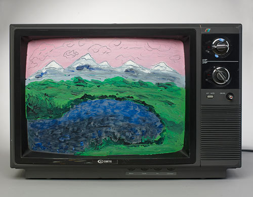 Television Works by Iain Baxter