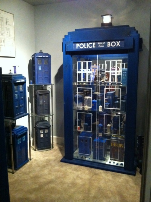 So many Tardis'!!!!!!!!!!!!!!!!!!!!!