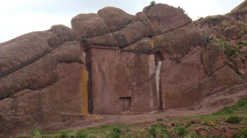 "Aramu Muru Peru ""gateway of the gods"""