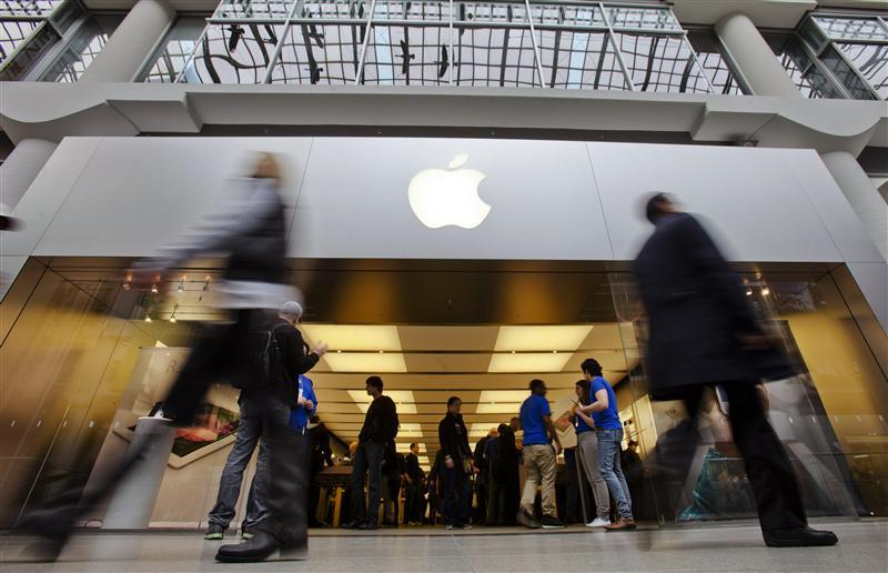 "Apple Inc, the world's most valuable company, said Monday it will initiate a regular quarterly dividend of $2.65 a share in July and will buy back up to $10 billion of its stock starting in fiscal 2013. The share buyback program is expected to be executed over three years, with the primary objective of offsetting the impact of employee stock options and equity grants. ""We have used some of our cash to make great investments in our business through increased research and development, acquisitions, new retail store openings, strategic prepayments and capital expenditures in our supply chain, and building out our infrastructure. You'll see more of all of these in the future,"" Tim Cook, Apple`s CEO, said in a statement. Cook said the company would still maintain a ""war chest"" for other strategic opportunities. Read more: Apple to initiate dividend, share buyback"