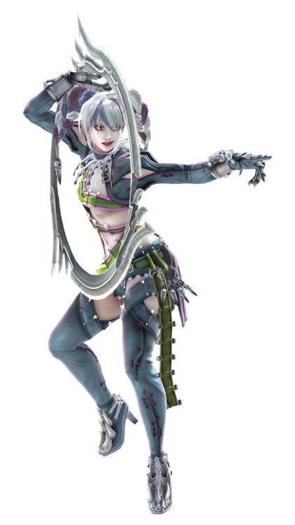 Tira, Soul Calibur V