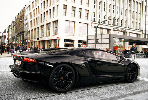 automotivated:  The Batmobile ! (by Hot Car Spotter)