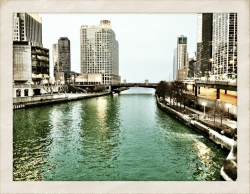 theargonist:  paulkfashion:  Green river in Chicago  Danny missed it.   I sure did miss it :(