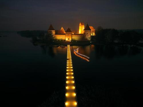castle of Trakai, Lithuania