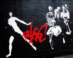 Blek le Rat in New York