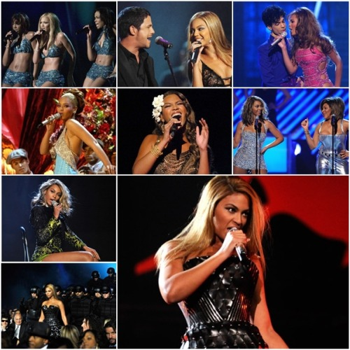 Grammy Performances 2001-2010