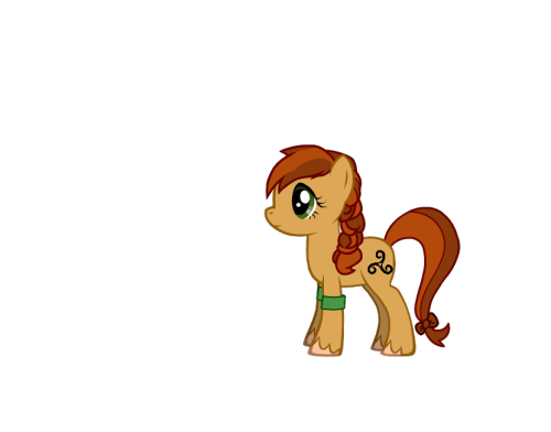 I made myself as a pony using generalzois pony creator