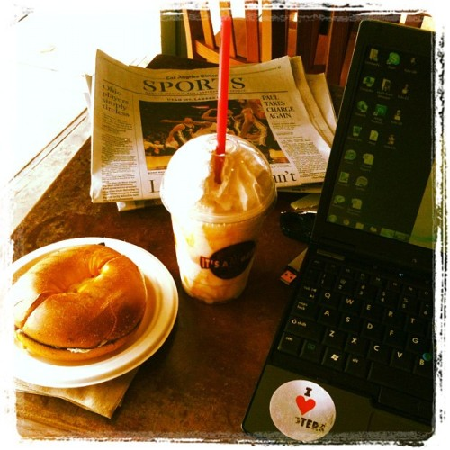 #study #itsagrind #iceblended #happy #homework #blessed #love #likes  (Taken with instagram)