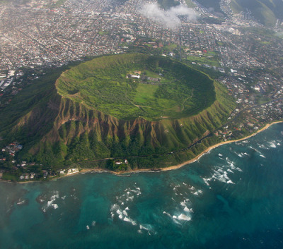 shelby4271965:  Diamond Head Crater, Oahu, Hawaii.
