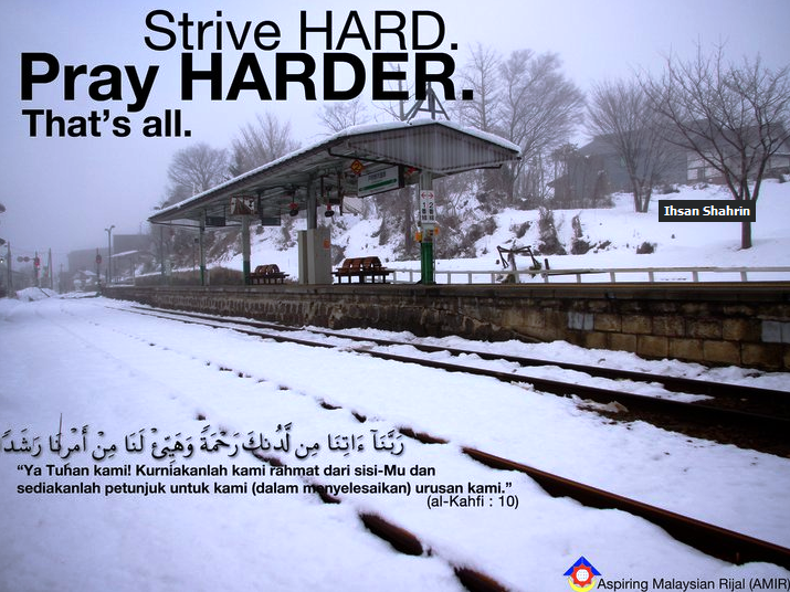 islamic-quotes:  Strive hard