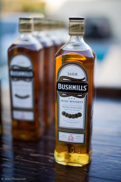 Bushmills. Visit us on Facebook!