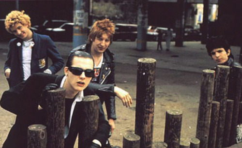 The Damned - 1976