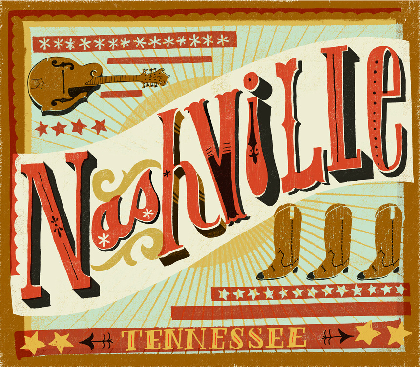 Nashville - The Everywhere Project by Mary Kate McDevitt
