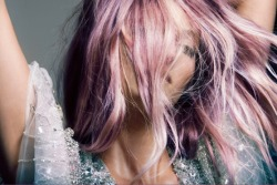stylesight: Creamy Magenta   Camilla Akrans for Bon Magazine