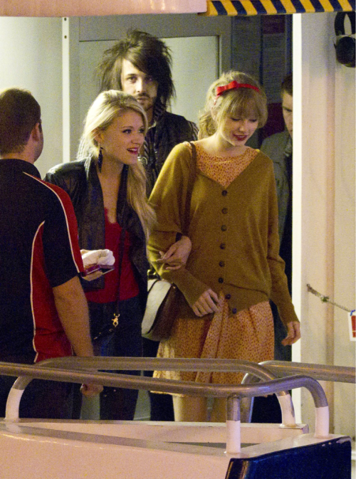 Claire, Grant and Taylor (March 15, 2012) - Auckland, New Zealand