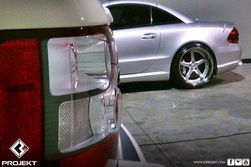 BEHIND THE SCENES look at our SL63 Shoot. K3 Projekt Wheels FTW! For more photos check out our site at www.k3projekt.com