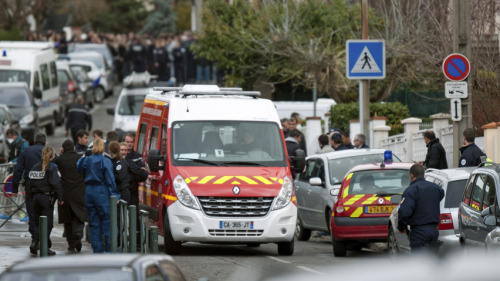 School shooting in France Gunman kills 4 at Jewish school in France