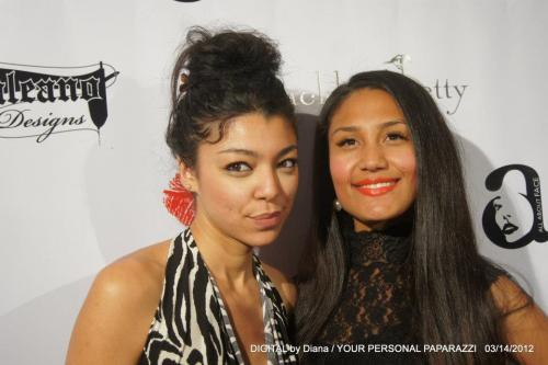Lonving this pic so much from the RED CARPET of the Confidential Beverly Hills Fashion Show