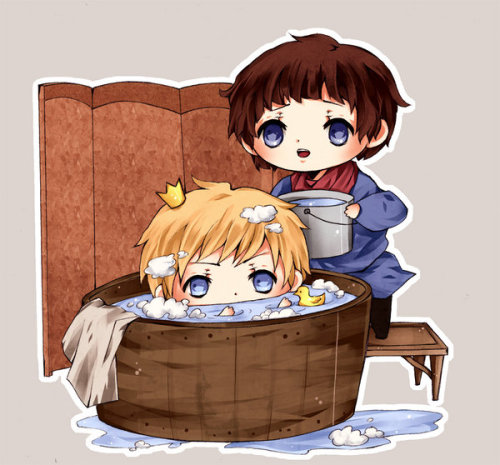 This belongs to FallenForastar Merthur spam request *cuz it's freaking adorable*