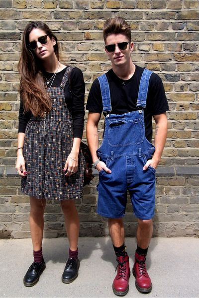 Double overalls, oh my!