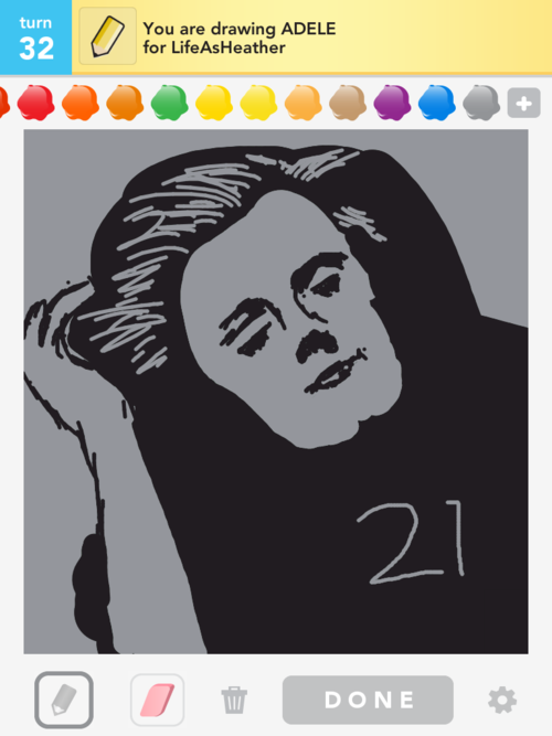 "jestcomedy:  New Jest Collection: ""All Of Popular Culture In 100 Draw Something Pics, Part 1"" The first in a two-part series: we've collected fifty amazing pop culture-related pictures from Draw Something. Are you as good as these strangers at making incredible smartphone art?"