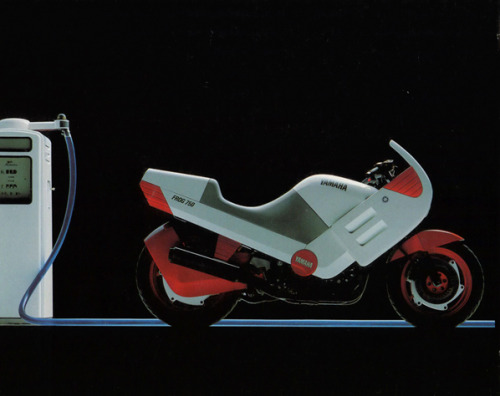 thisistheverge:  The Story behind the 1985 frog FZ750 | Blog | design mind Every few weeks I get a request for information about the classic frog FZ750 concept designed by our founder Hartmut Esslinger in 1985. The frog FZ was a bit of a superstar, appearing on the cover of various magazines including Cycle World in the US and Motorad in Germany.