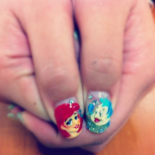 My new nails! :D