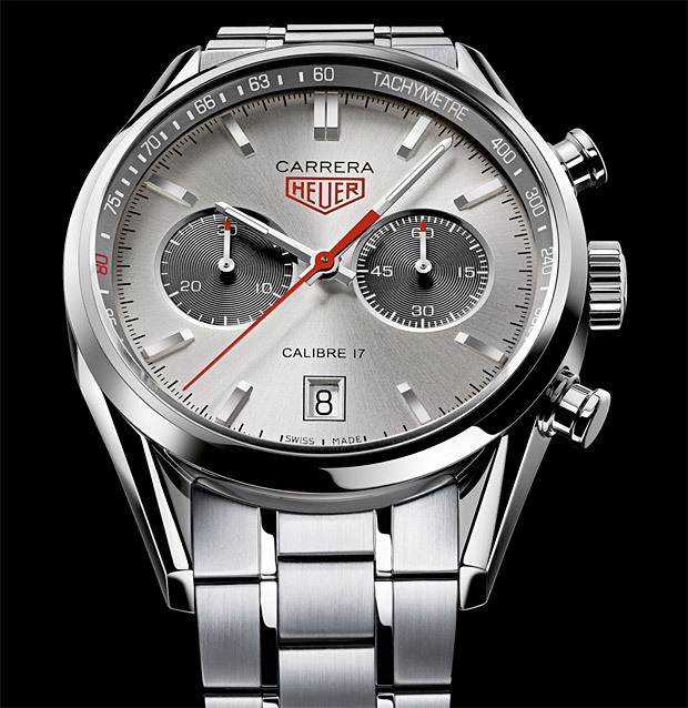 TAG Heuer Carrera Jack Heuer 80th Birthday Watch